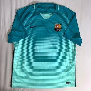 Nike FC Barcelona Jersey